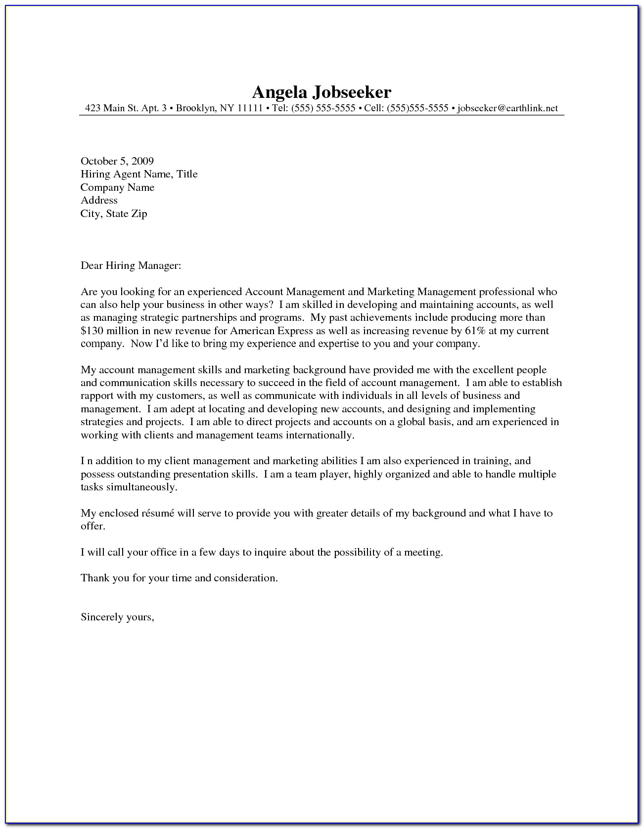Free Resume And Cover Letter Templates Downloads