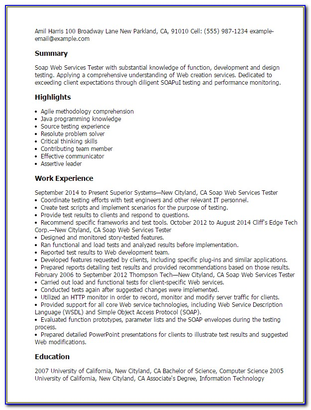 Free Resume Help Raleigh Nc