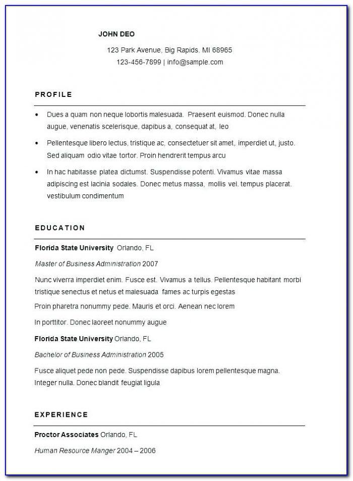 Free Resume Maker Software For Windows 10