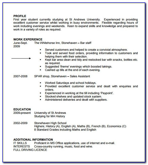 Resume Template For Students. College Student Resume Templates Regarding Free Student Resume Templates