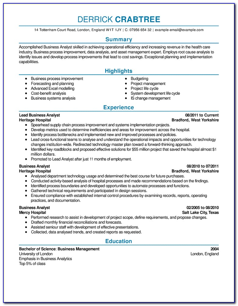 Free Samples Resumes And Cover Letters