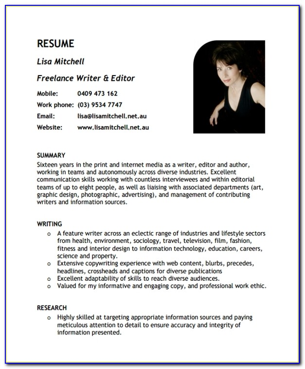 Freelance Resume Writer Pay