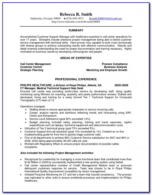 Healthcare Resume Builder