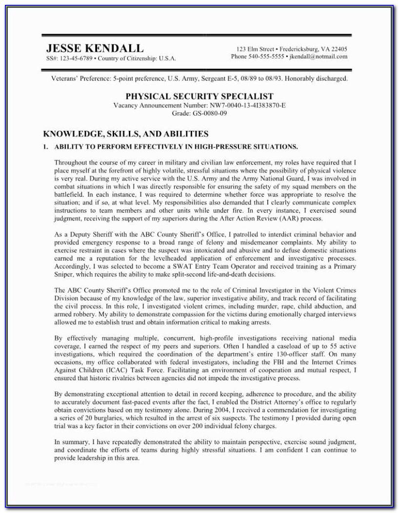 Job Offer Letter Format Ksa And Federal Resume Writing Service Template Resume Builder