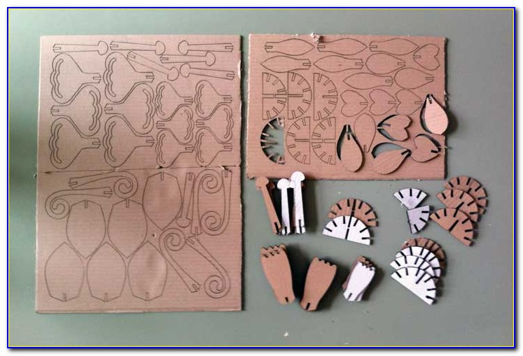 Laser Engraving Templates