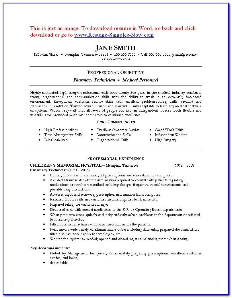 Make A Resume Pdf