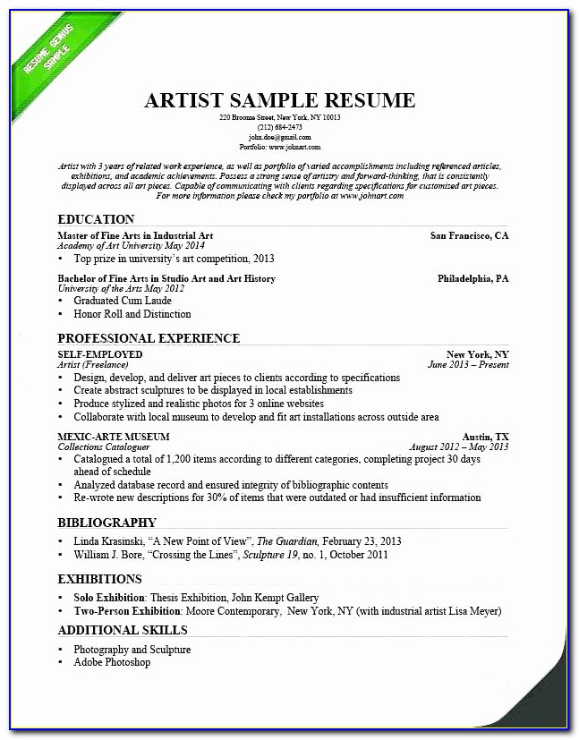 Massage Therapist Resume Objective