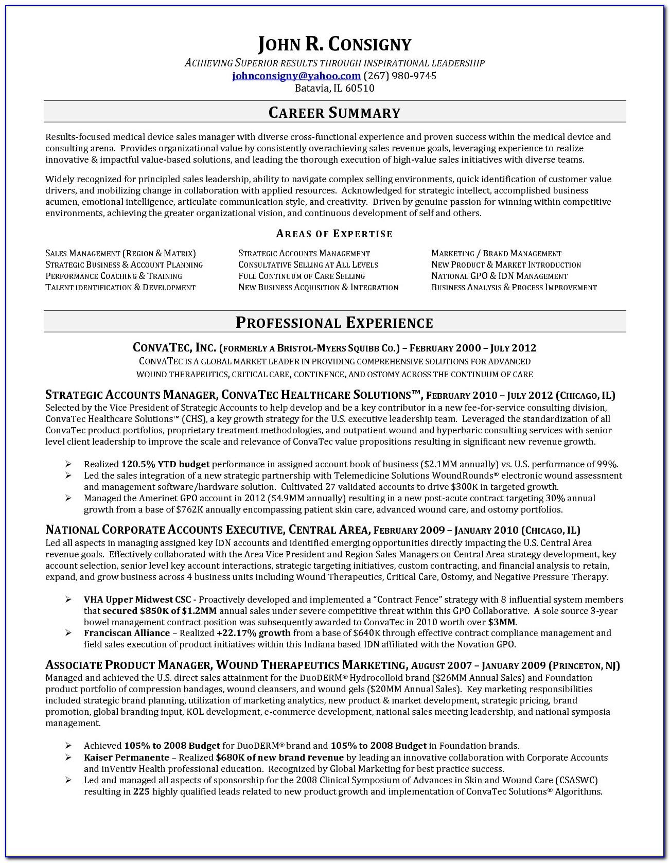 100+ Medical Resume Writers Word Template