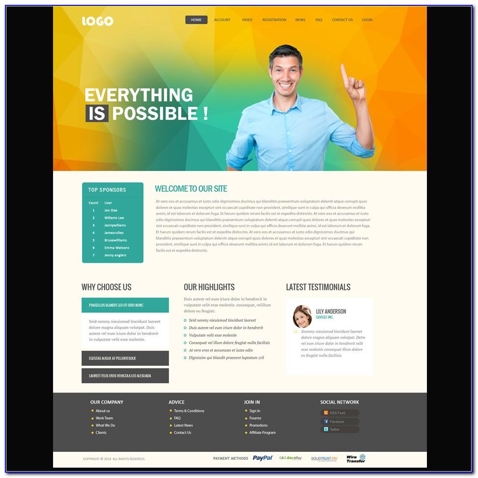 Mlm Website Templates Themeforest