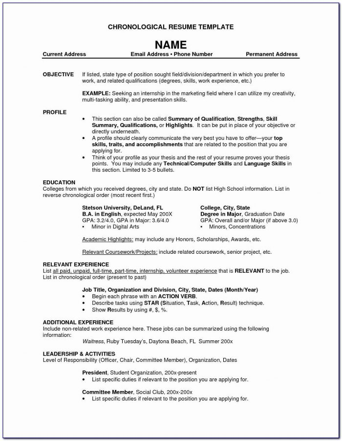 My Resume Wizard Amazing Chronological Resume Format Lovely Gpa Resume Unique Fresh Examples