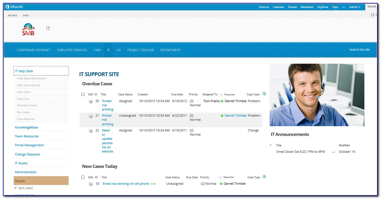 Office 365 Sharepoint Templates Download