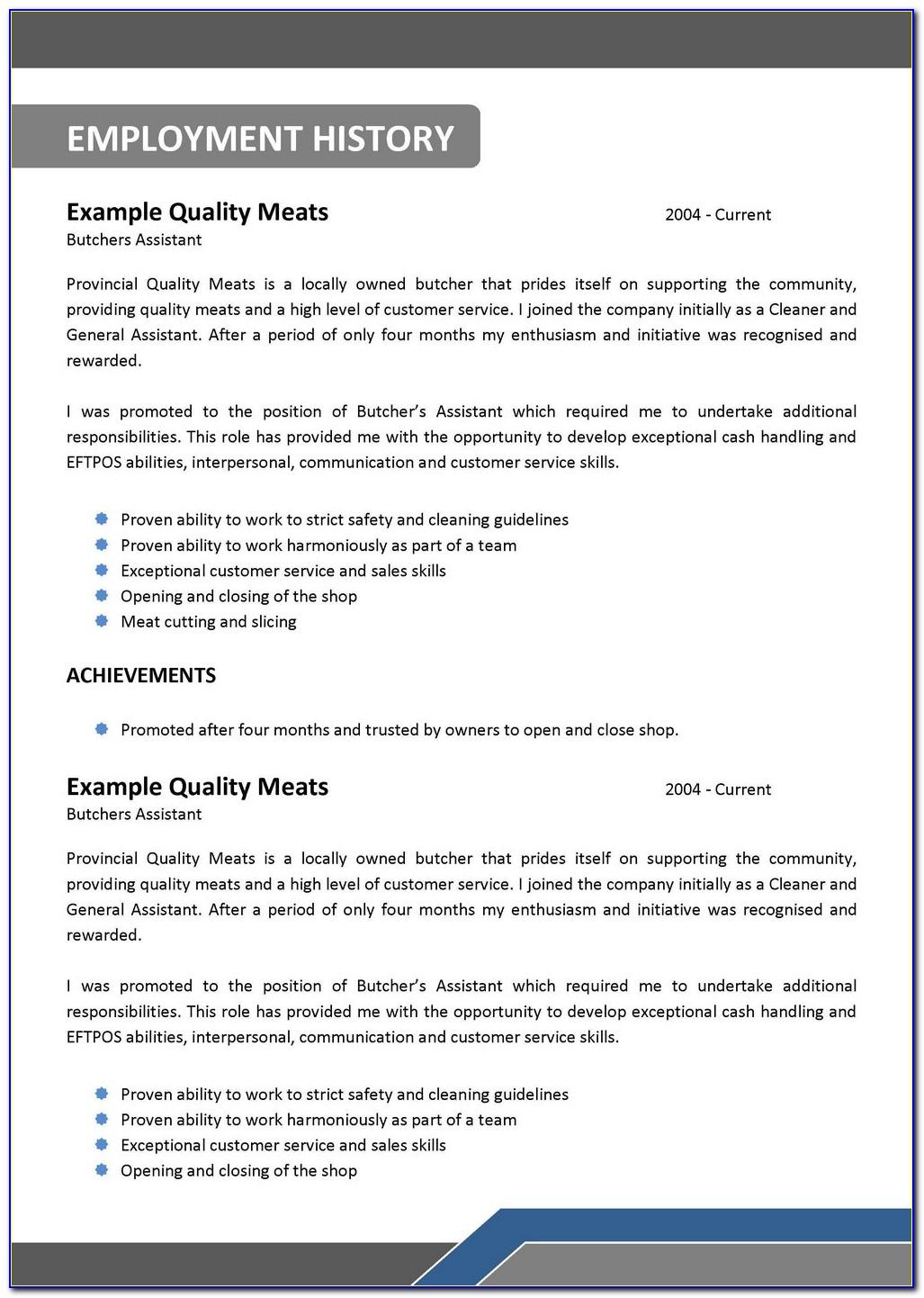 Online Resume Maker For Mba Freshers