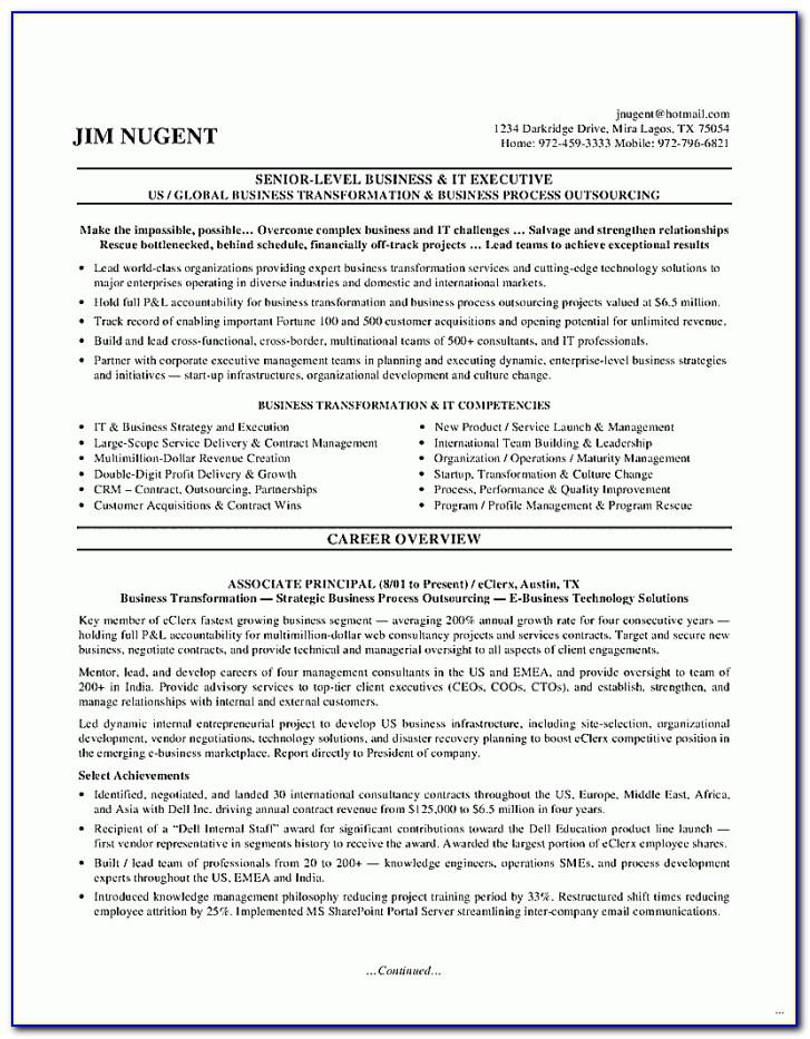Professional Resume Writing Austin Tx