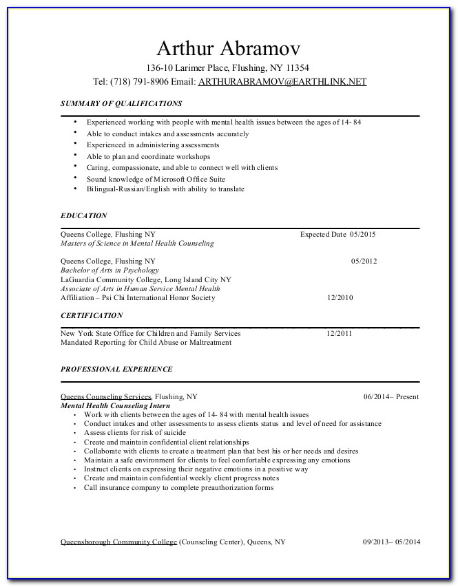 Professional Resume Writing Buffalo Ny