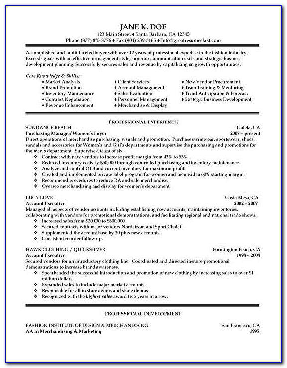Purchase Resume Templates
