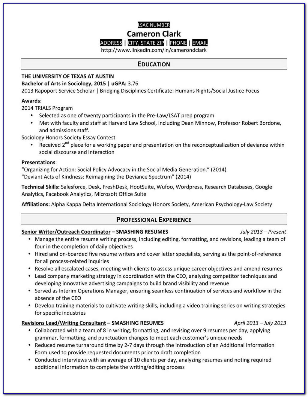 Resume Building Atlanta Ga