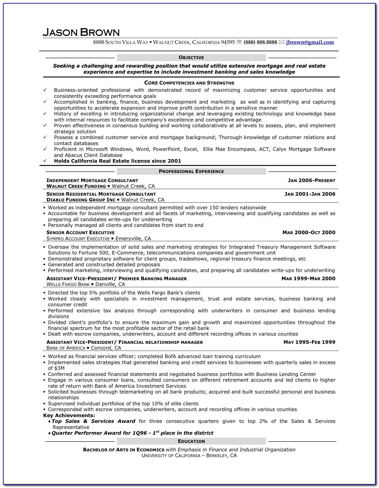 Resume Building Consultants