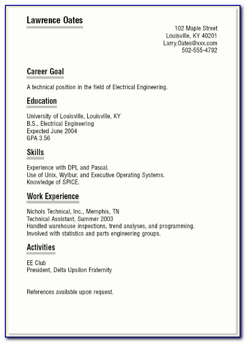 Student Resume Builder | Learnhowtoloseweight Regarding Resume Builder For High School Students