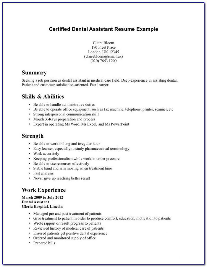 Cover Letter Certified Nursing Assistant Resume Examples With Job Intended For Cna Resume No Experience Template