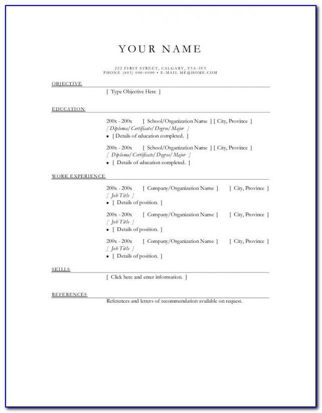 Online Resume Writing Tool 11 Best Free Online Resume Builder Free Online Resume Writing Free Online Resume Writing