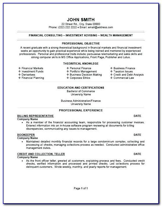 Resume For Medical Coding Job