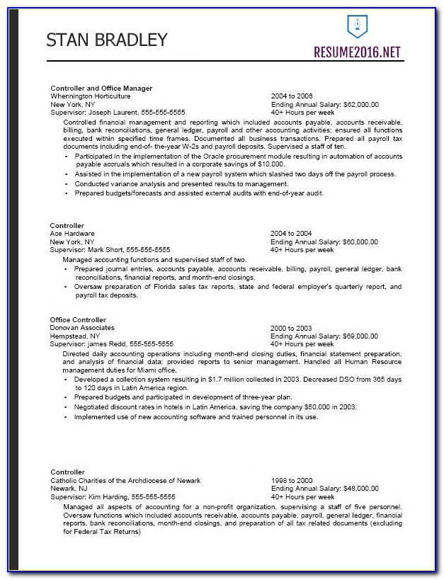 Resume Help For Federal Jobs