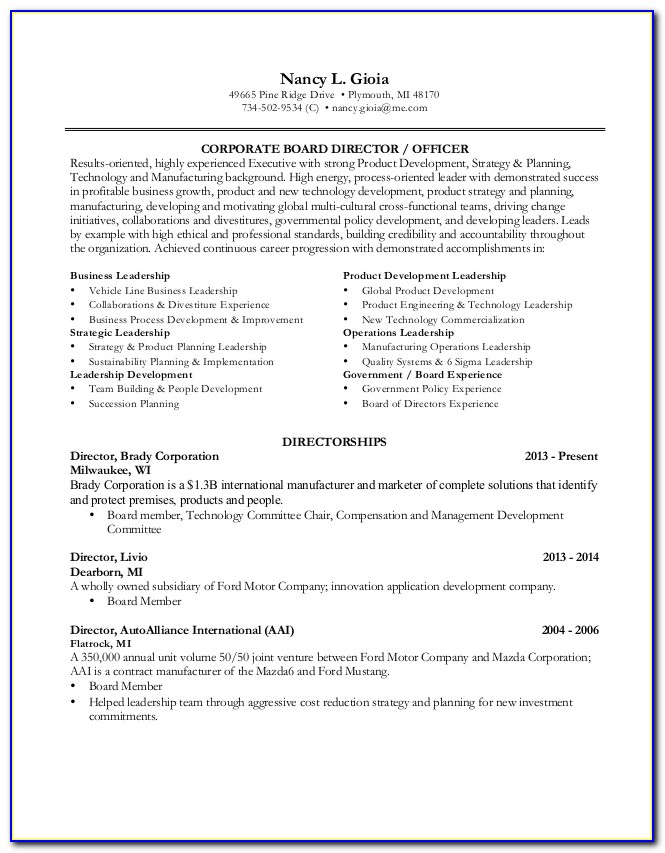 Resume Job Boards