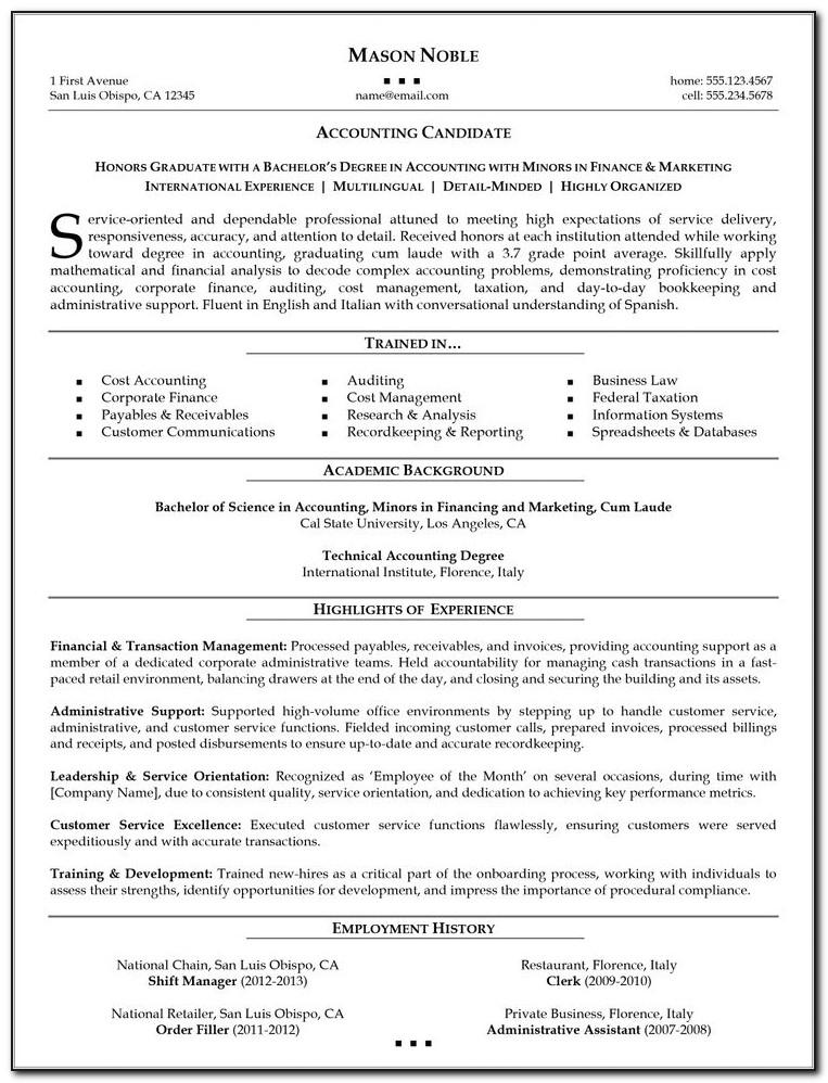 Resume Job Finder