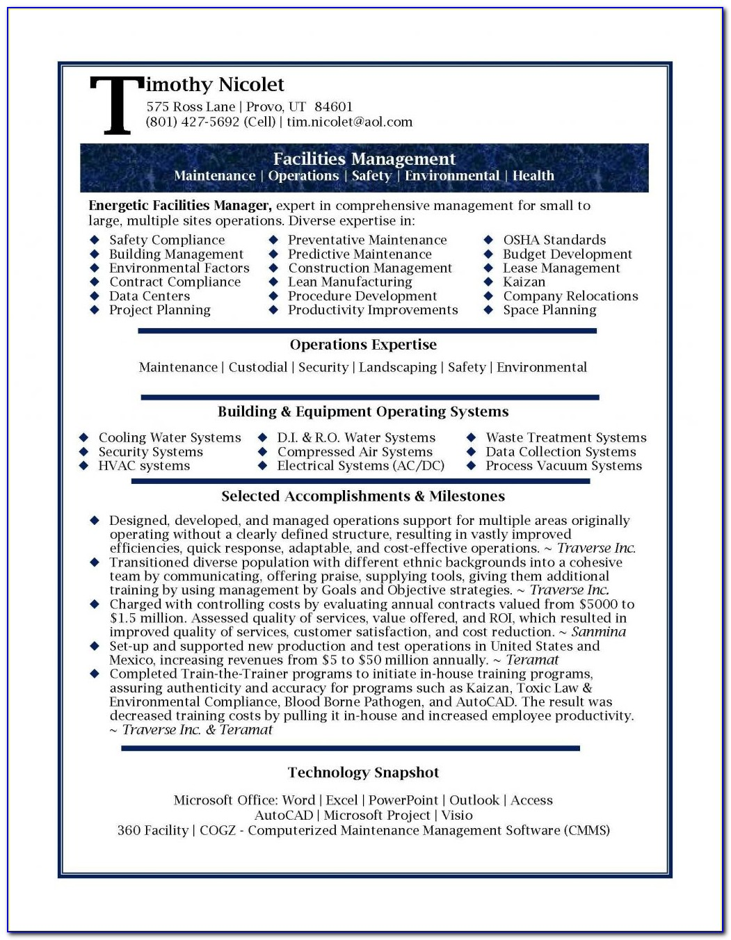 Resume Making Software For Pc