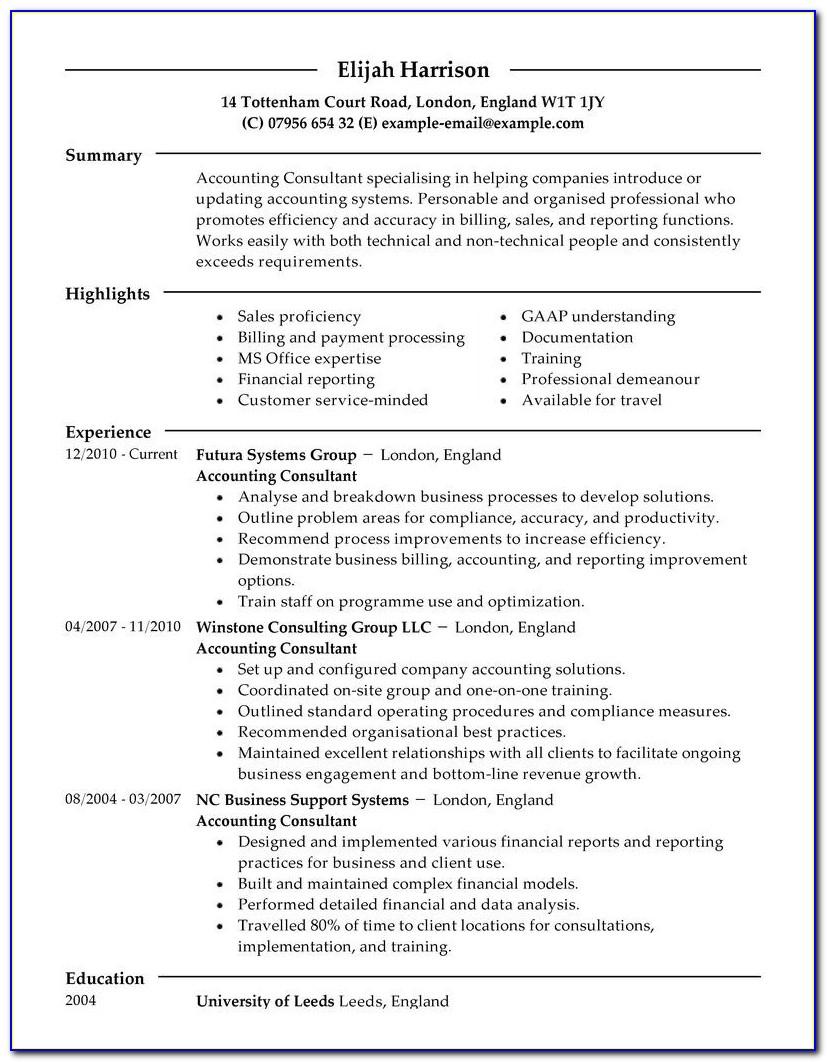Financial Advisor Resume Lovely Consultant Modern Resume Template Yeniscale