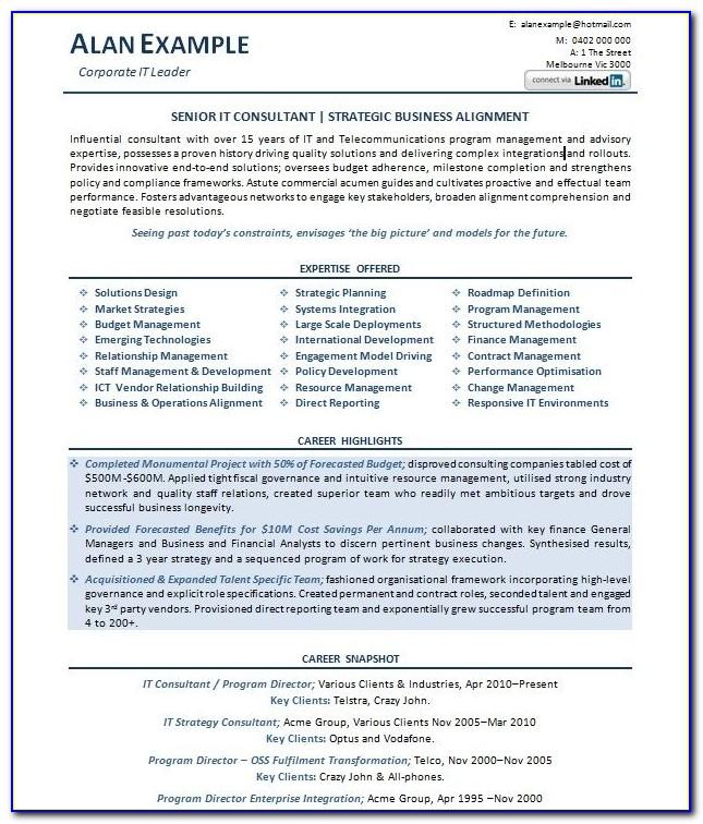 Student Resume Template Australia Example Australian Resume Pertaining To Australian Resume Template 2018