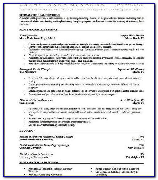 Resume Services Austin Tx