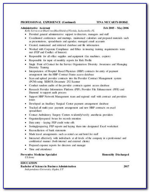 Resume Services Jacksonville Fl