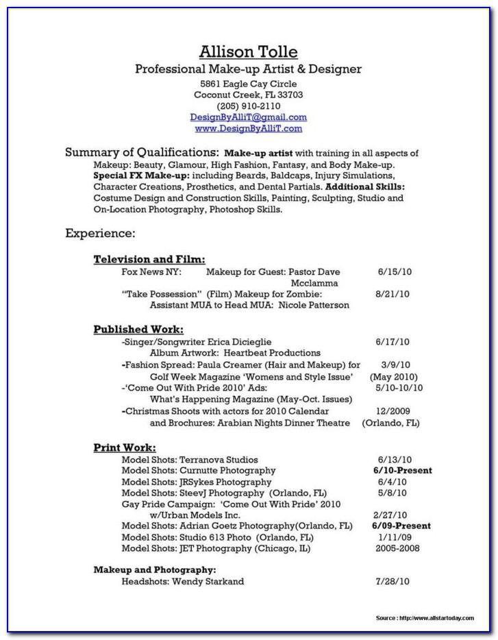 Resume Services Jacksonville Florida
