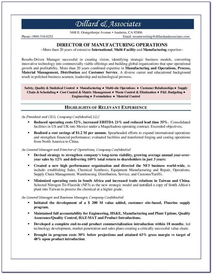Resume Services Orange County Ca