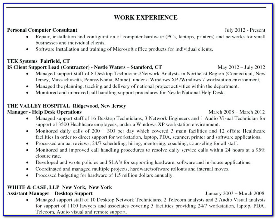 Resume Services West Hartford Ct