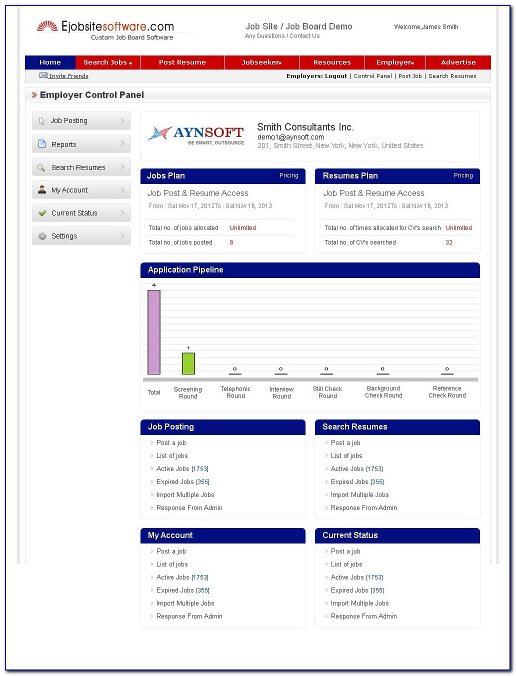 Resume Tracking Software Free
