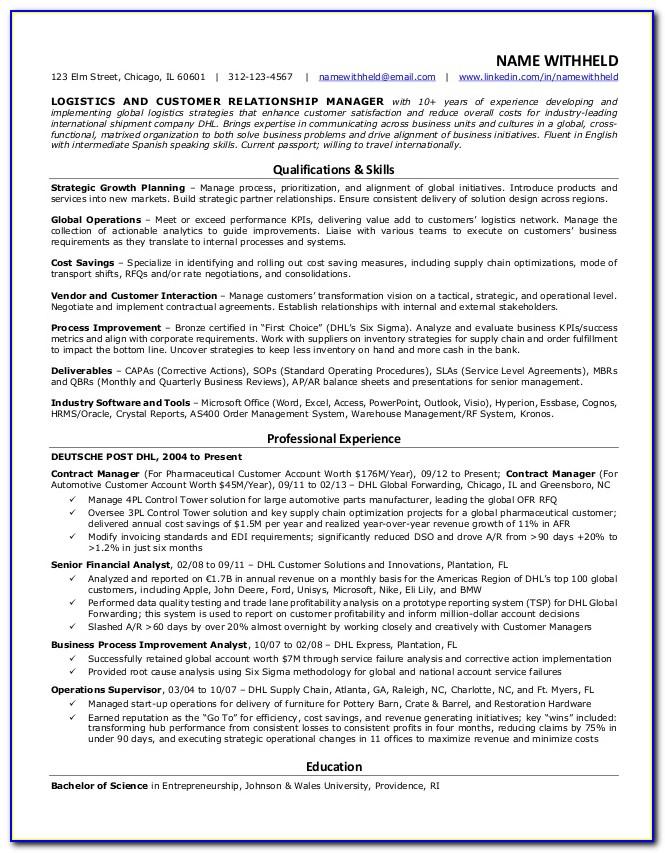 Resume Writers Austin Texas