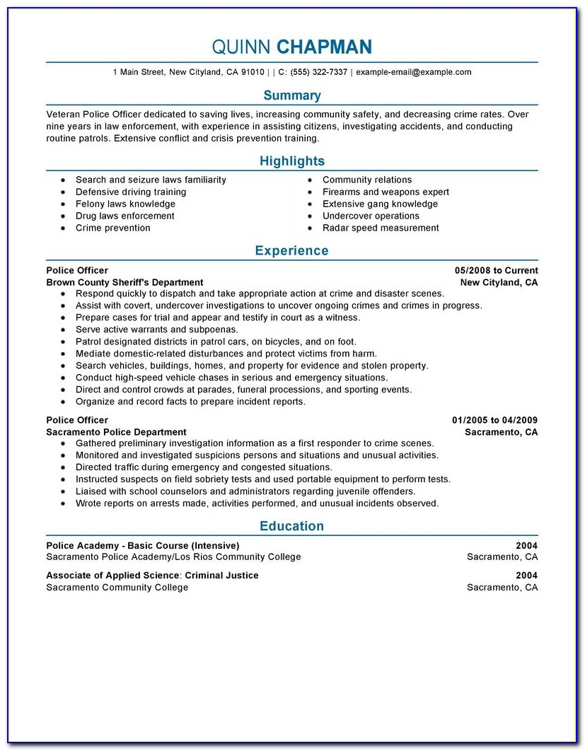 Entry Level It Resume With No Experience It Resume With No Experience