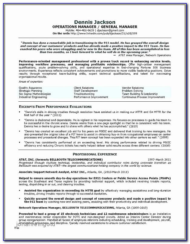 Best It Resume Examples Leadership Skills Resume Examples New Bsw Six Sigma Resume