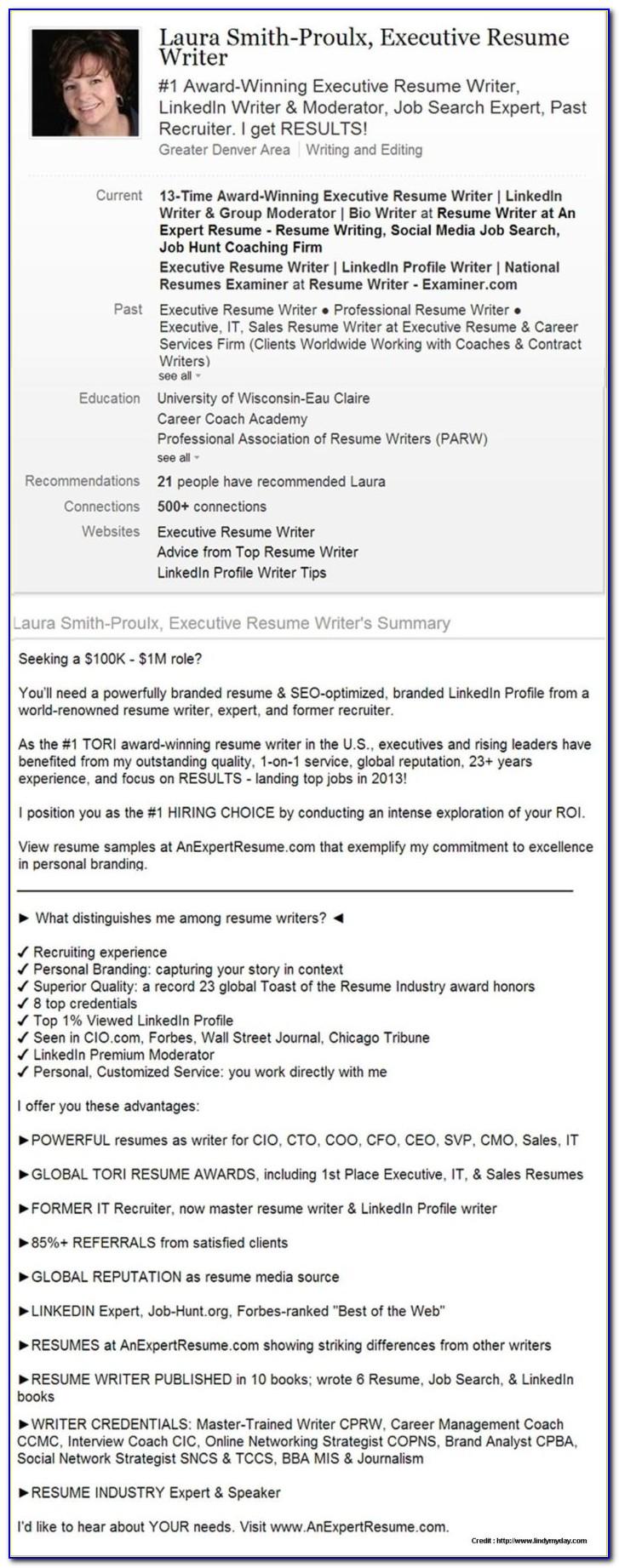 Resume Writing Services Denver Co