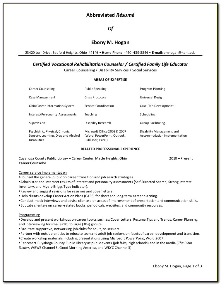 Resume Writing Services Holland Mi