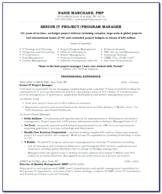 Resume Writing Software Online