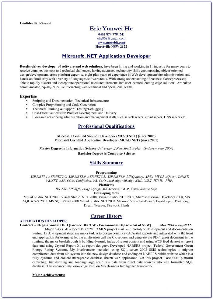 Resume Formation Questionnaire Audit Iso 9001 Et 13485 Forum Resume Format