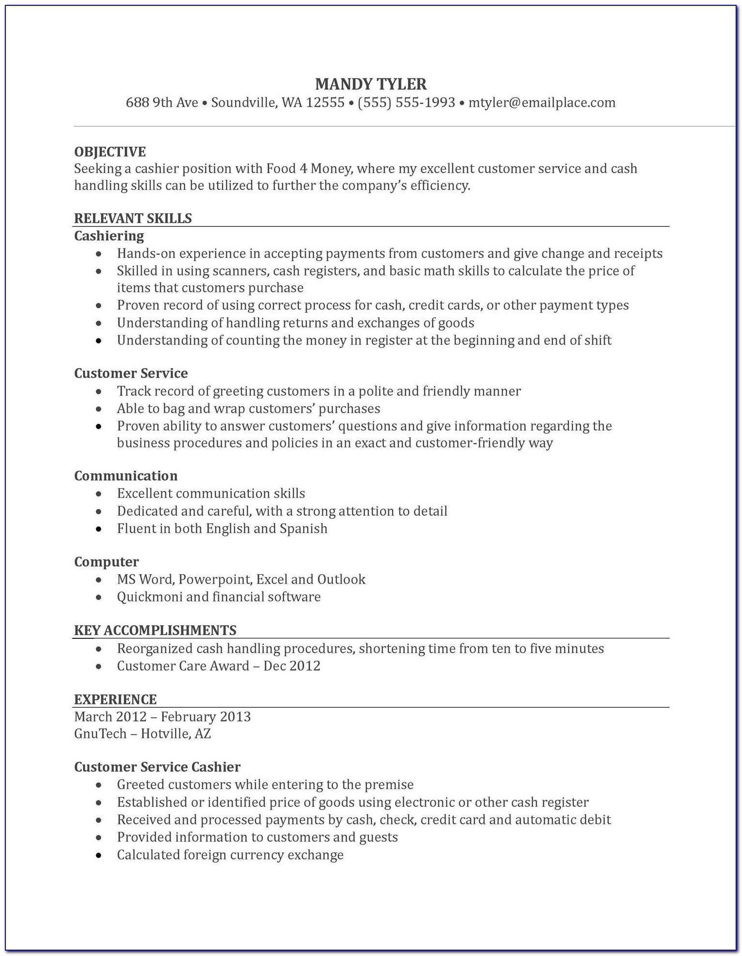 File Clerk Resume Sample | Resume Format Download Pdf In File For File Clerk Resume Template