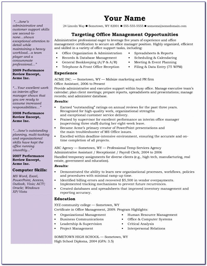 Sample Resume For Medical Billing And Coding With No Experienc