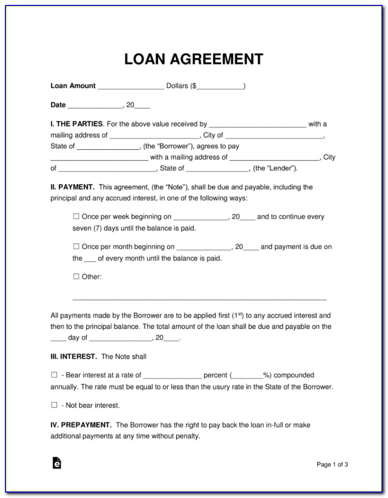 Shareholder Loan Agreement Template Singapore