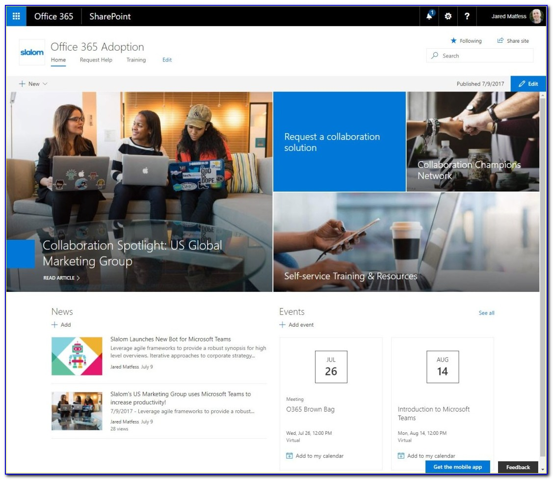 Sharepoint Online Templates Sts#0