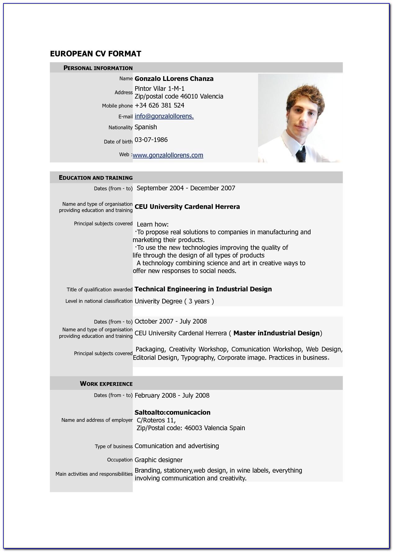 Resume Templates 2017 To Impress Your Employee   Resume Templates 2017 Intended For Best Resume Template 2017