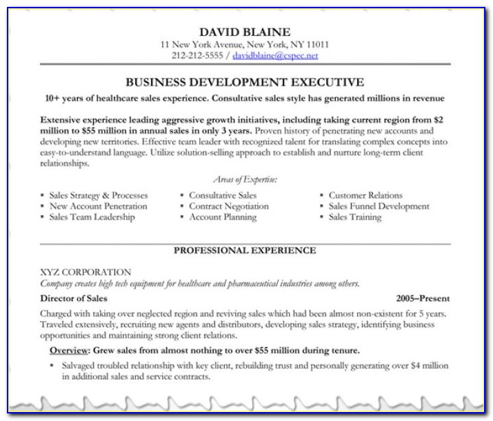 Step By Step How To Create A Resume